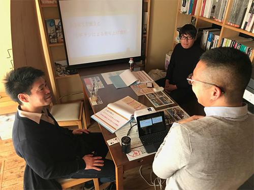 神戸平野工務店にて個別セミナー