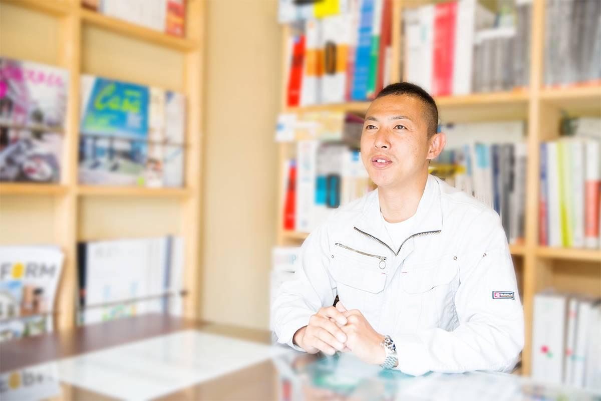 有限会社平野工務店 代表取締役平野 佑允(ヒラノ ユウスケ)