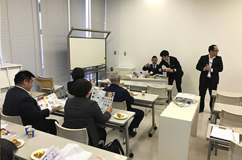 第7回2017年11月メーカーノーリツ協賛地域密着工務店様向けセミナー大阪開催